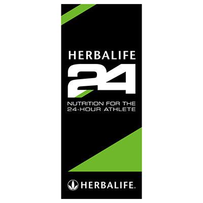 Herbalife24 Pull Up Banner Herbal Store